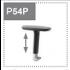 Podłokietnik P54P (nakładka poliuretanowa) - +273,06zł