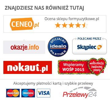 Formy Użytkowe - Ceneo, Skąpiec i Nokaut