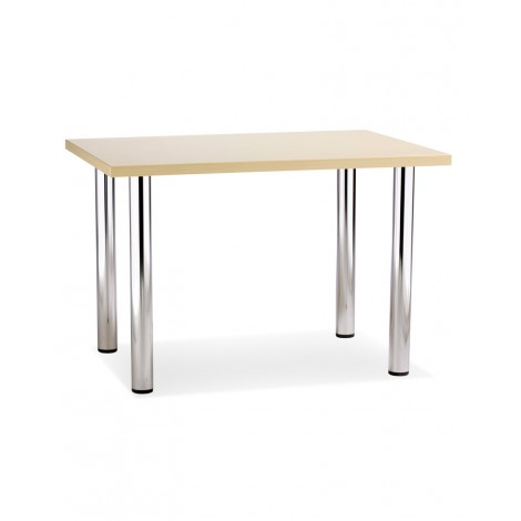 NOWY STYL stół KAJA 500 TABLE chrome