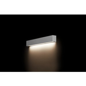 NOWODVORSKI STRAIGHT WALL LED SILVER S 9613