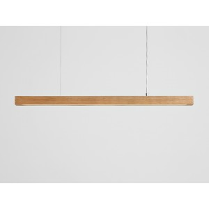 CUSTOMFORM lampa LINE PLUS L WOOD LOW dąb
