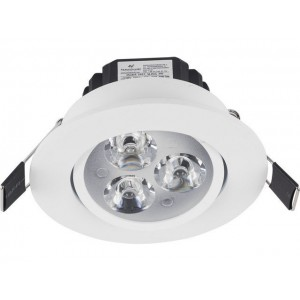 NOWODVORSKI CEILING LED 3W 5957