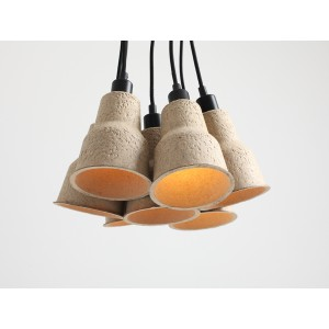 Customform lampa CELULO BUNDLE 7 naturalny