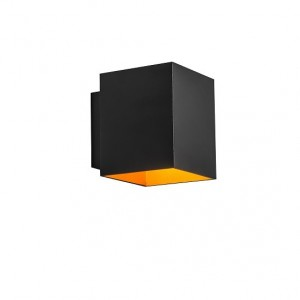 ZUMA LINE SOLA WL SQUARE BLACK-GOLD 91063