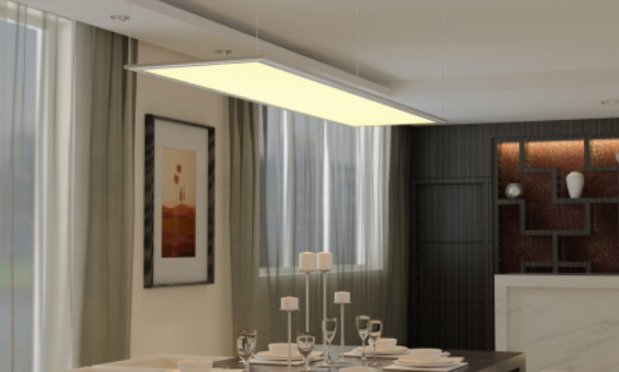 Osadzanie lamp w kuchni