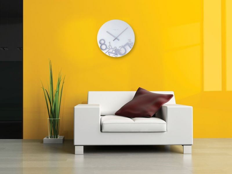 Promocja zegarów ściennych