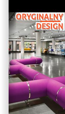 Design wnętrz i nietuzinkowe meble